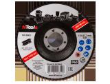 Disque à lamelle abrasive pour acier APP LL 125.(par 10 pcs)