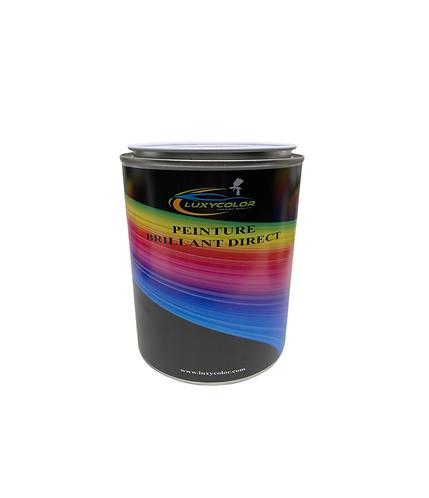 Peinture camion brillant direct Polyuréthane en pot + plaquette test