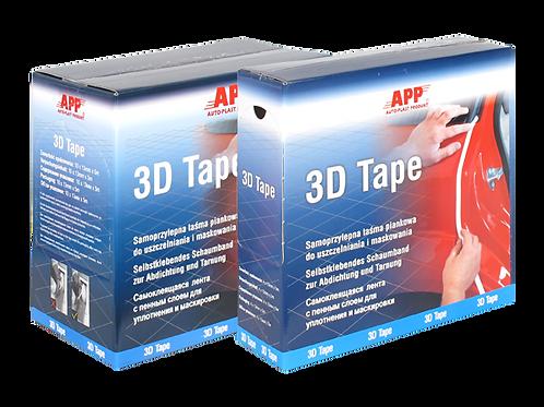 MOUSSE ADHÉSIVE DE CAMOUFLAGE 3D APP 3D TAPE BLANC