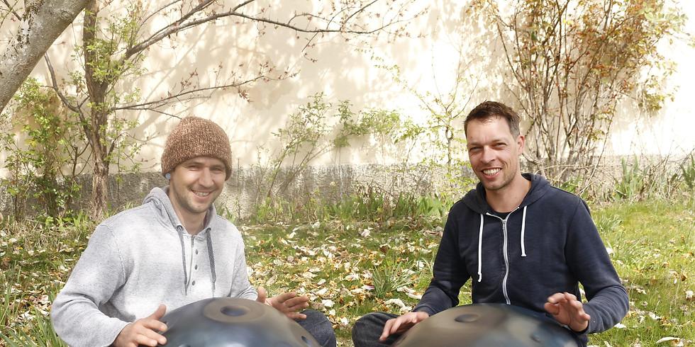 Making Music with Deepans (Daniel Berger, Bernhard Wieser)