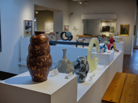 Best Galleries in Downtown Asheville—A Local's Perspective