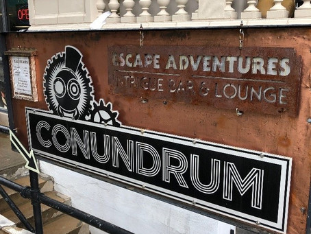 Top 5 Escape Rooms in Asheville-A local's Review