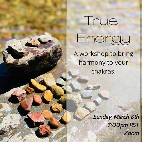 True Energy Workshop