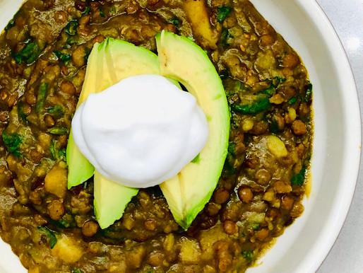 Warming Lentil Stew
