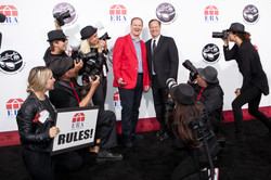 Custom Step & Repeat & the Paparazzi