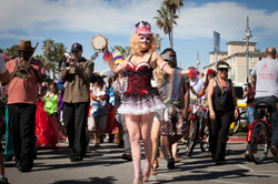 Outdoor Festivals and Parades