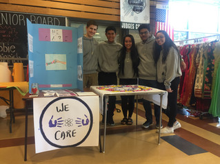 Issaquah High School's First Fundraiser!