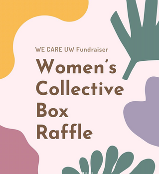 WE CARE at UW Team Hosts Raffle Fundraiser