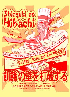 Shingeki No Hibachi