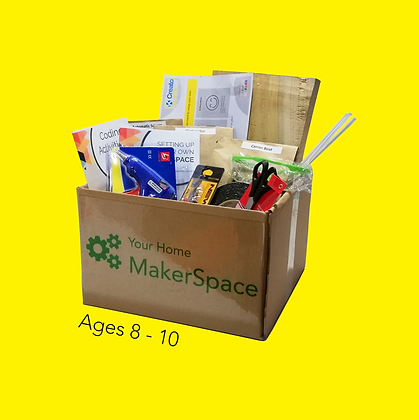 CreatoKits : Age 8 - 10
