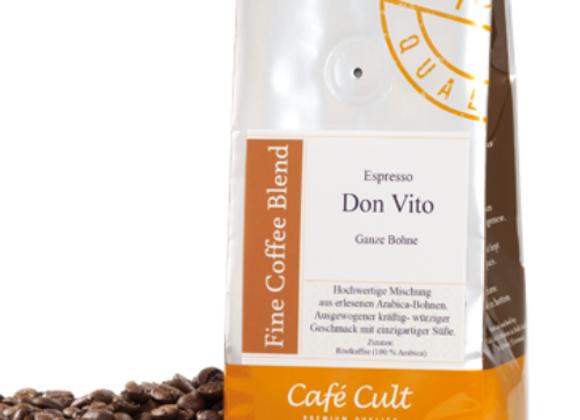 Espresso Don Vito gemahlen