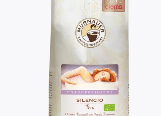 Silencio Entkoffeinierter Peru gemahlen