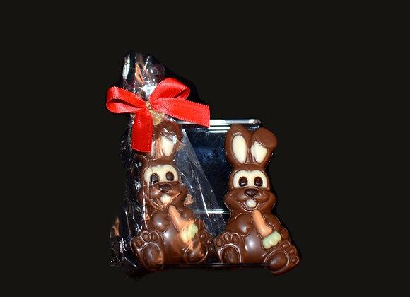 Schokoladen Häschen