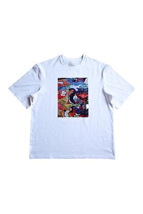 ANYA t-shirt White