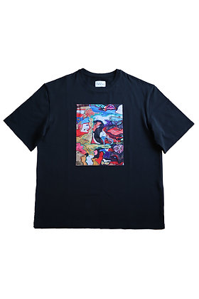 ANYA t-shirt Black