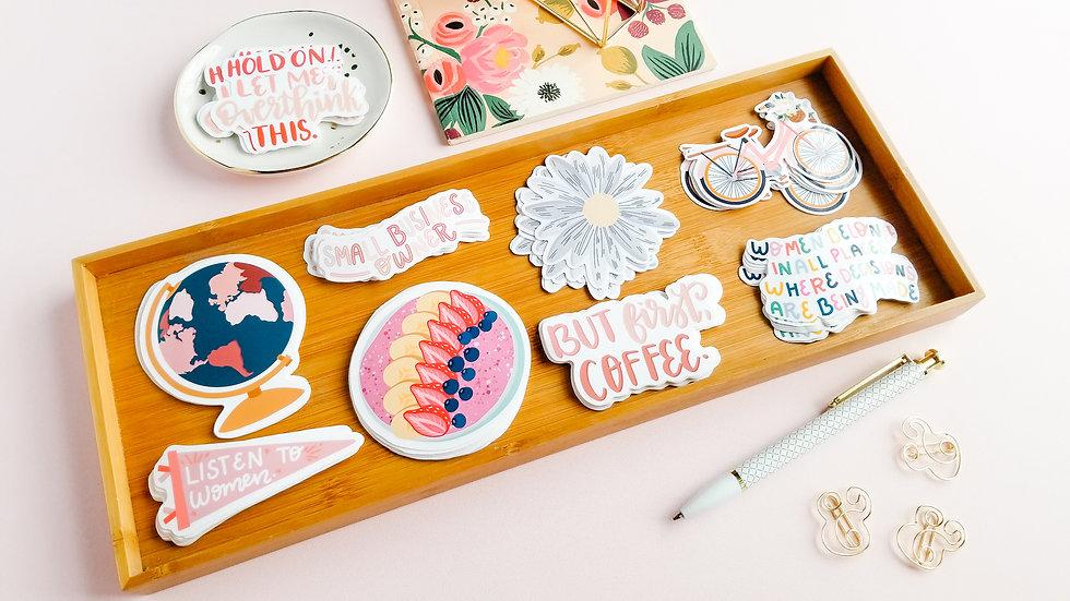 Build Your Own Sticker Bundle