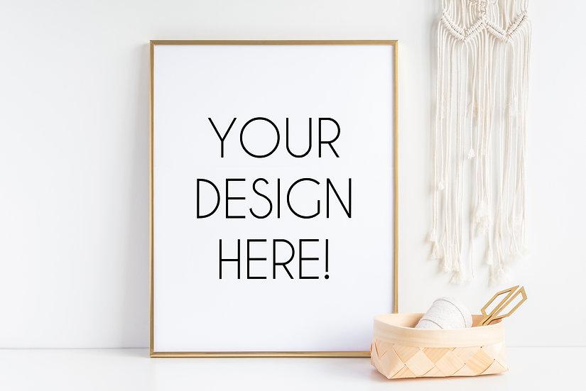 Custom Standard Print