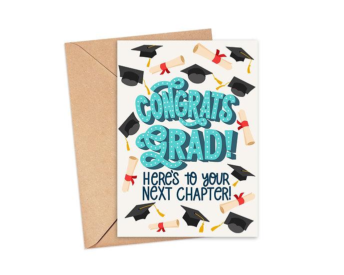 Congrats Grad! Graduation Card