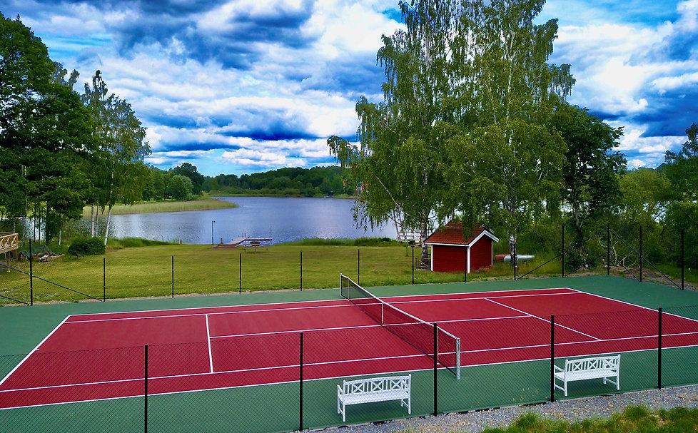 Tennis i Flen