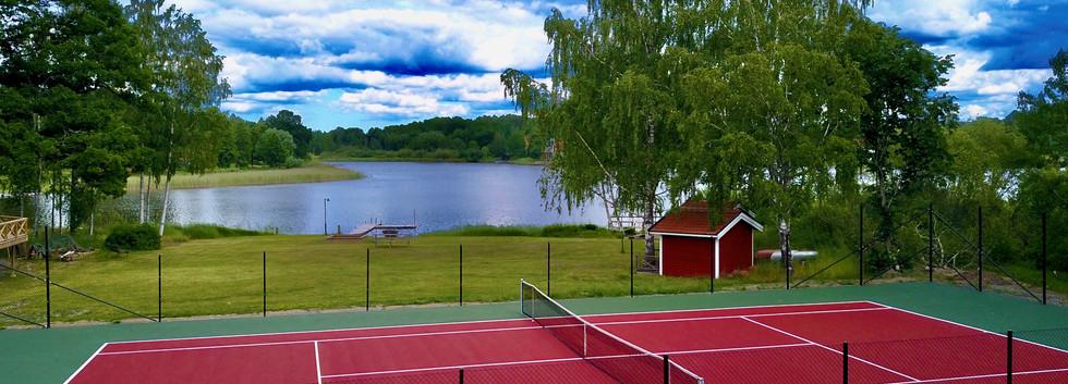 Tennisbanan Idrottsgården
