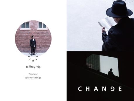 專訪11 Jeffrey Yip #我的愛自己是  無條件接受自己