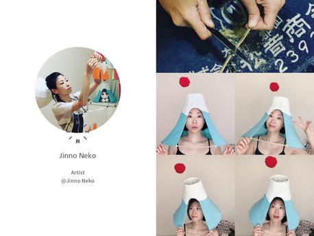 專訪12 Jinno Neko 神野猫 #我的愛自己是 視自己如終身伴侶