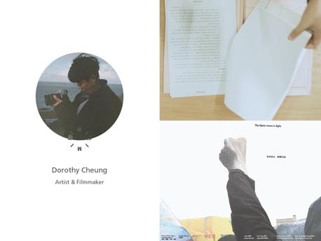 專訪03 Dorothy Cheung #我的愛自己是 坦誠面對自己