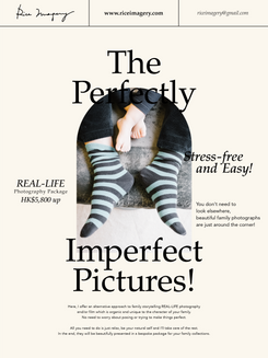 The Perfectly Imperfect Pictures