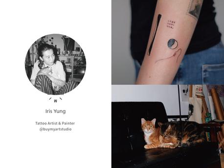 專訪10 Iris Yung #我的愛自己是  活自己所想