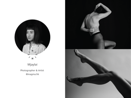 專訪09 Mjaylai #我的愛自己是  誠實地成為心目中的自己
