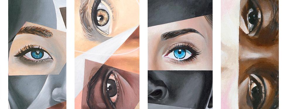 Harmony Collage Print