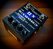 voodoo audio carl martin chorus xII modified no hum dc power