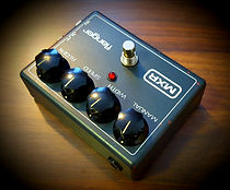 mxr flanger led dc power true bypass mn3007 reticon sad1024 voodoo audio