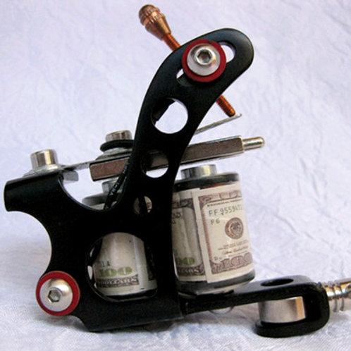 Máquina de bobinas Dollar