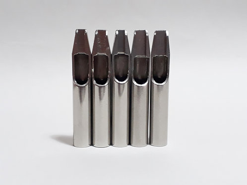 Tips de acero Magnum