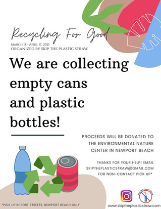 Recycling For Good Project