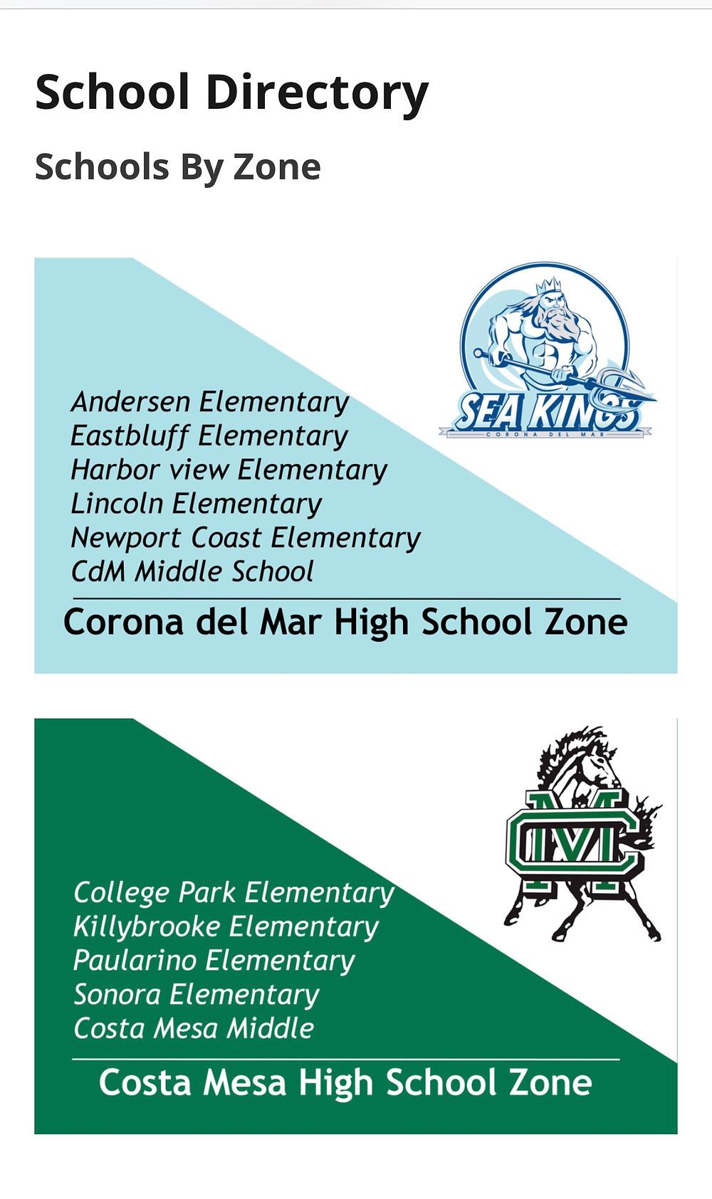 Newport Mesa Unified School District
