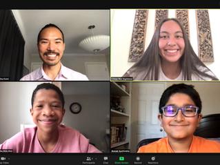 Salesforce Adventure Club: Young Trailblazers Panel