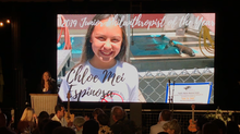 Young Philanthropist Award 2019 by Pacific Marine Mammal Center