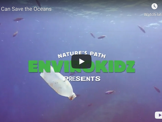 Kids Can Save the Oceans Video by EnviroKidz