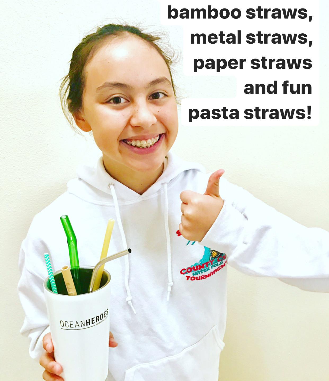 Slide 6/Alternative Straws