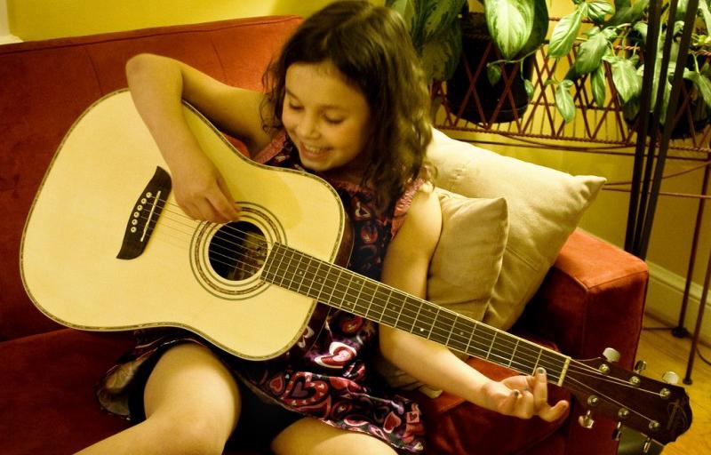 Clases de guitarra Viña del Mar
