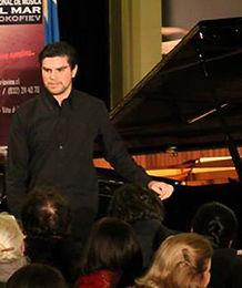 Felipe Faúndez Conservatorio Prokofiev