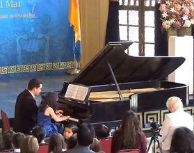Conservatorio de musica Viña del Mar