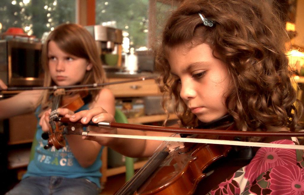 Clases de violín Viña del Mar