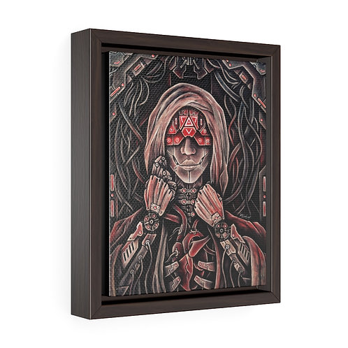Framed Gallery Wrap Canvas Fine Art Print 3