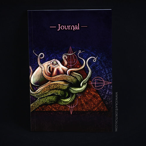 Lined Journal - Series 2