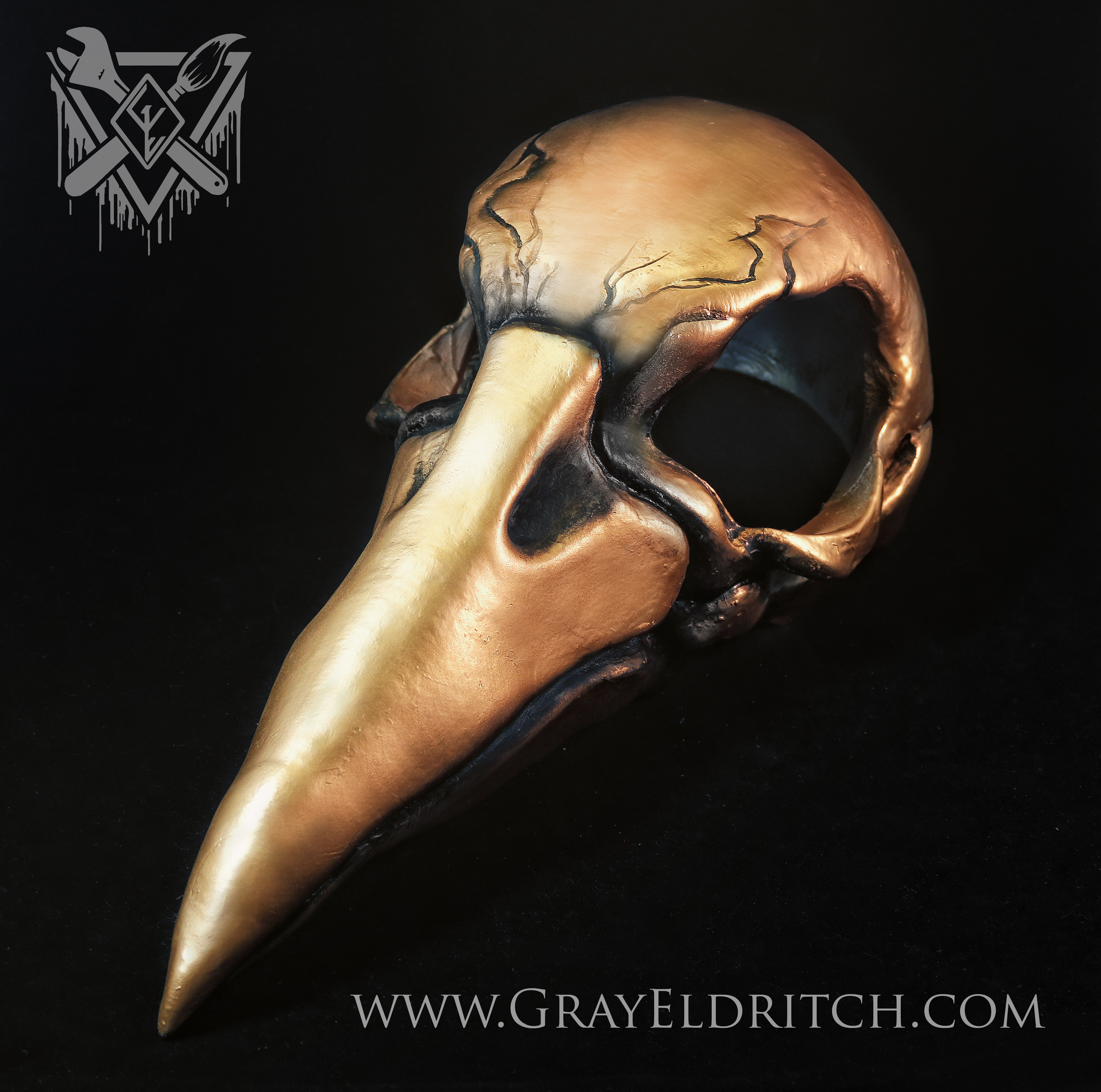 Raven/Plague Doctor Mask