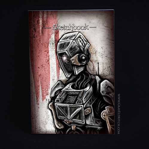 Sketchbook - Series 2