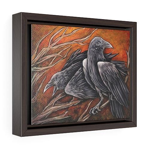 Framed Gallery Wrap Canvas Fine Art Print 27